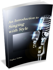 Singing Exercises - Singing With Style